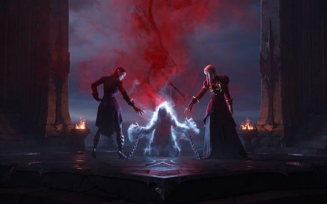 うわーの復讐は悪い人が地獄に行くに値するかどうか私に質問させます