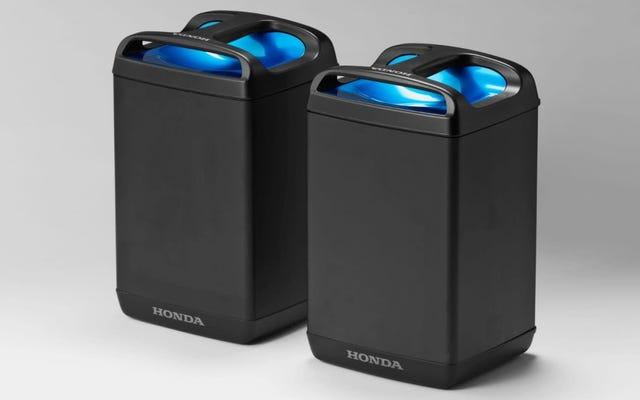 ホンダ、ヤマハ、KTM、ピアジオは、標準化された交換可能な電動二輪車用バッテリーで協力しています