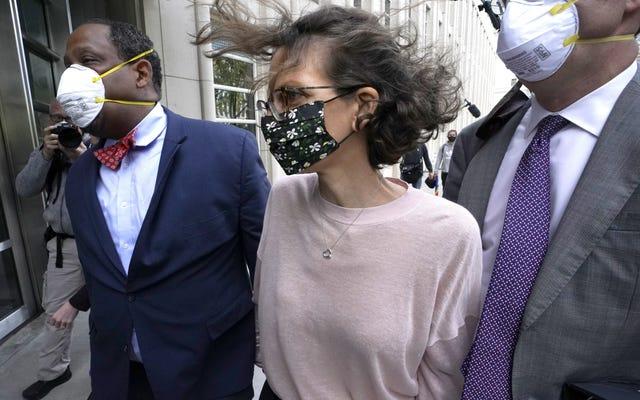 シーグラムの相続人クレア・ブロンフマンはNXIVM事件でほぼ7年の刑を宣告されましたが、それでも彼女が何か間違ったことをしたとは思わない[更新]