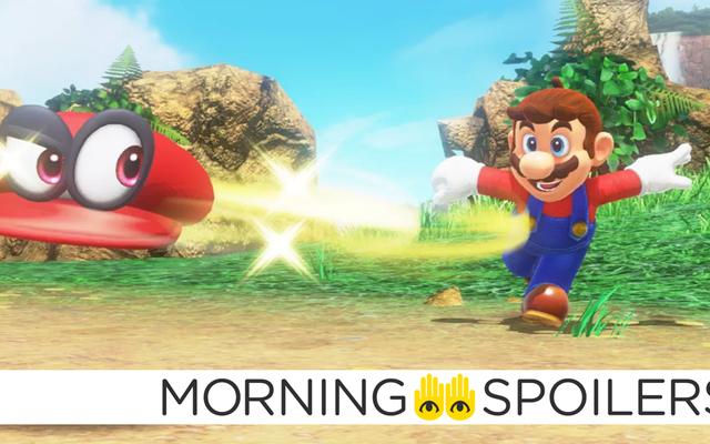 Aggiornamenti dal film Super Mario Bros., Black Widow e altro