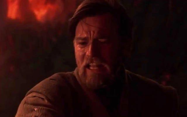 Rapor: Disney'in Obi-Wan TV Şovu Şimdilik Beklemede [Güncellenmiş]