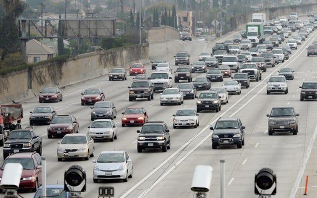 Le gouvernement fédéral a espionné des millions de voitures aux États-Unis