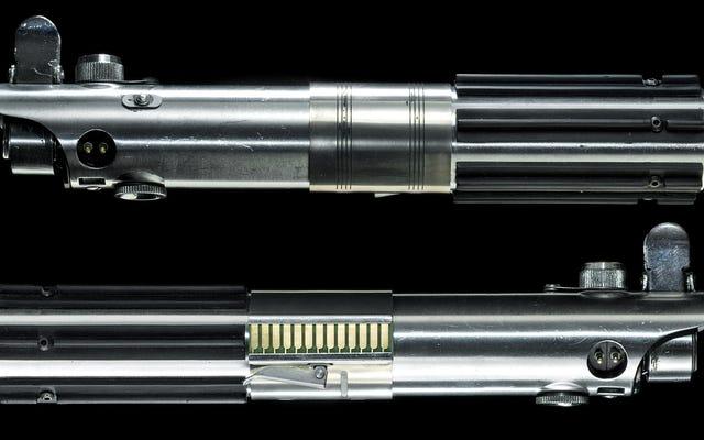 Lucasfilm et Disney vendent maintenant leurs propres accessoires Star Wars impeccables