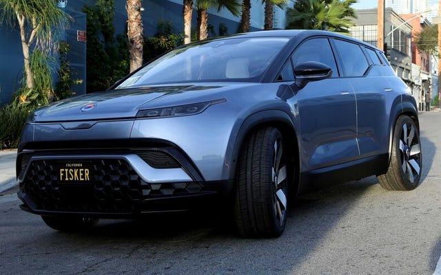 La 250 Mile Fisker Ocean sarà molto più economica della Tesla Model Y