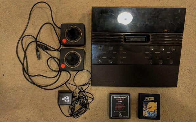 Atari 2700 súper raro encontrado en una tienda de segunda mano de California