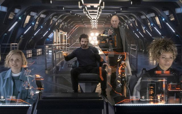 Star Trek: Picard wreszcie odnajduje swoją załogę w tych, którzy pozostali za sobą