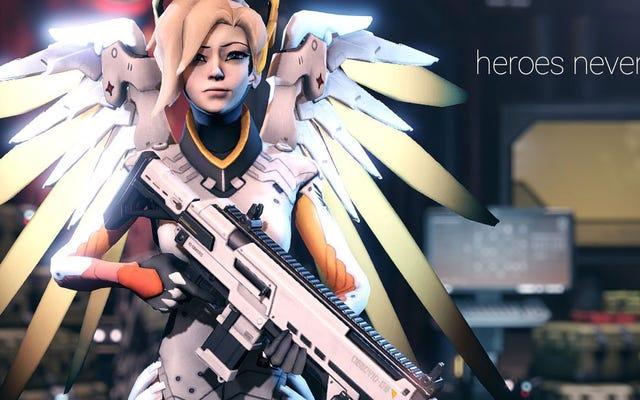 Oto Mercy Overwatch w XCOM 2