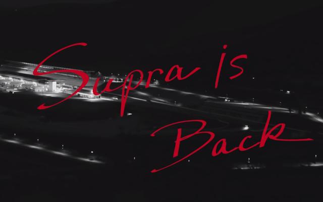 トヨタスープラが帰ってきたことをご存知でしたか
