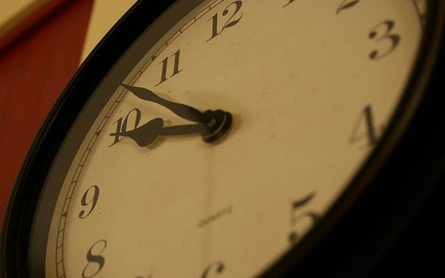 जब समय ट्रैकिंग आपको किसी भी समय बचा नहीं सकती है