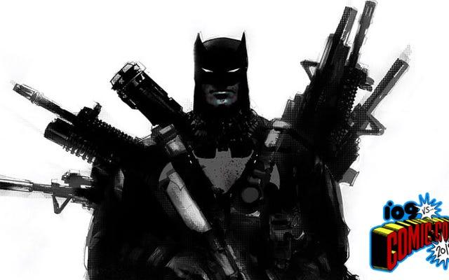 Incontreremo un Cavaliere Oscuro della Morte nella prossima miniserie Batman Who Laughs