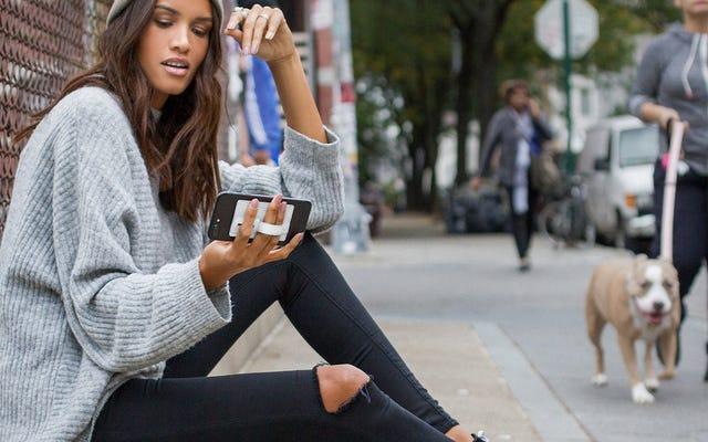Monet เป็นสิ่งที่ดีที่สุดที่คุณสามารถติดไว้ที่ด้านหลังของโทรศัพท์ของคุณ