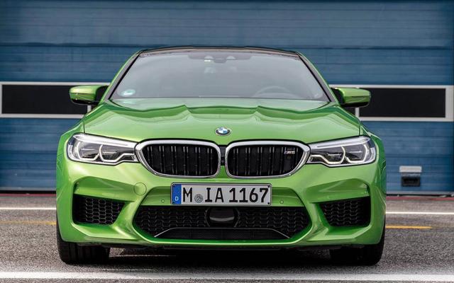 2018 BMW M5が色を取り戻し、人生が少し良くなりました