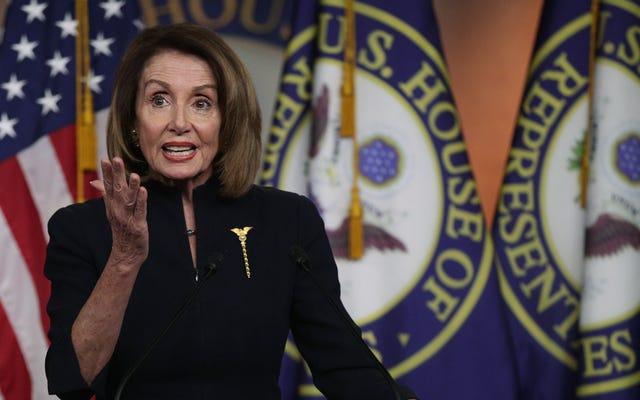 下院の民主党員は今週、ネット中立性を回復するために「インターネットを救う法律」を導入する
