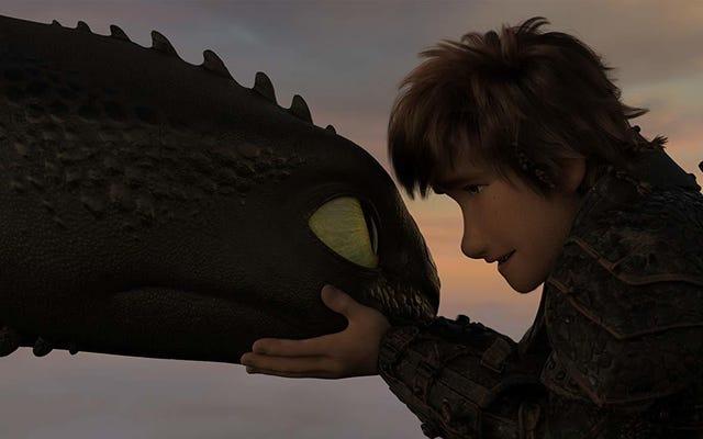 Sutradara How to Train Your Dragon 3 Merenungkan Perjalanan Panjangnya ke Dunia Tersembunyi