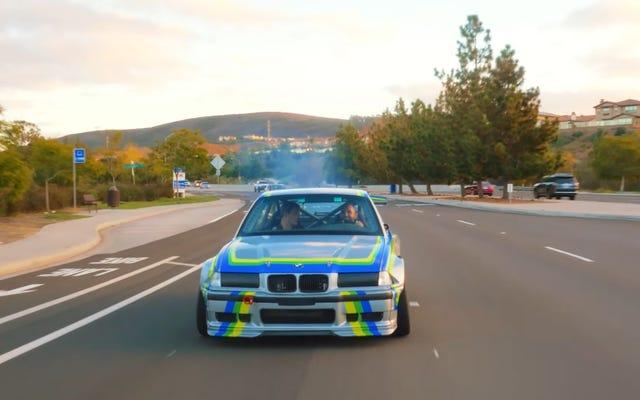 BMW M3 Elektrik 800HP ini sama jinaknya dengan Prius