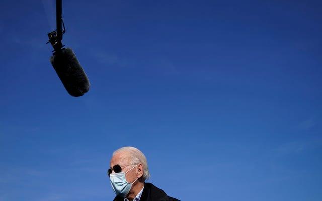 El núcleo climático del gabinete de Joe Biden está perfectamente bien