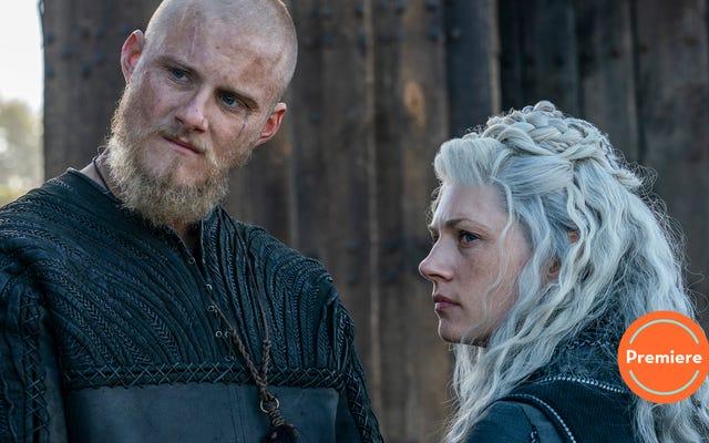 Szósty sezon Wikingów ma nowego króla, nowego złoczyńcę i znane problemy
