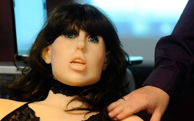 提案されたセックスロボット売春宿は、顧客がロボットの同意を得る必要があるだろう