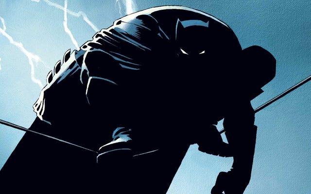 フランクミラーは、最高のバットマンコミックの1つの続編を準備します