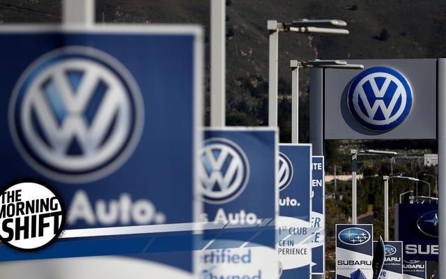 Encore plus de corrections d'émissions approuvées pour les moteurs diesel V6 Audi de 3,0 litres infidèles