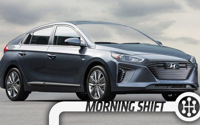 Hyundai veut un concurrent Chevrolet Bolt d'ici 2018