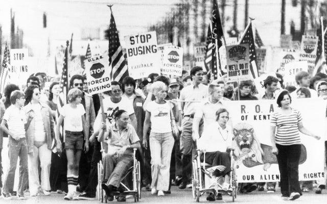 La legislatura de Kentucky controlada por el Partido Republicano asume la eliminación de la segregación