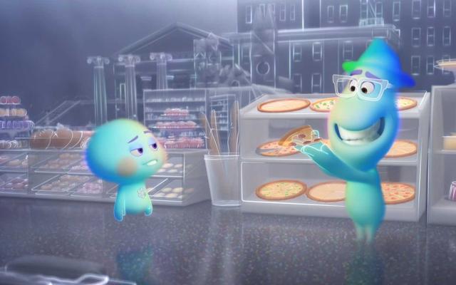 O Soul da Pixar foi um grande sucesso de streaming nos feriados