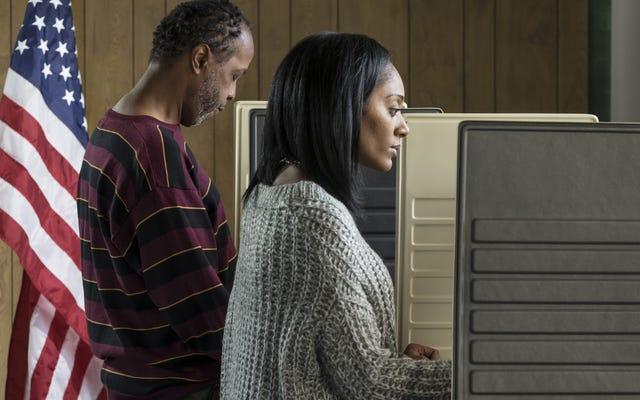 Tidak Ada Hal Seperti 'Black Vote'