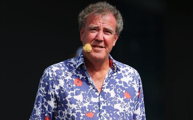 """La lista di Jeremy Clarkson di """"Star Cars"""" è una lista molto buona"""