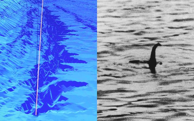ネス湖の底にある未発見の隙間は、モンスターを隠すのに十分な大きさです