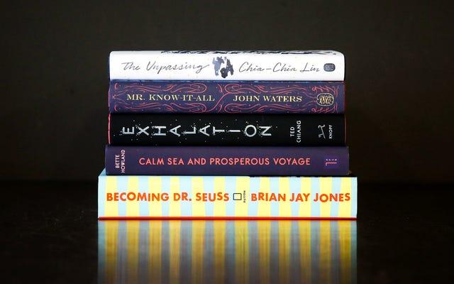 मई में पढ़ने के लिए 5 नई किताबें