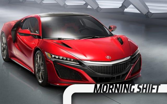 Le nouveau PDG de Honda veut des voitures plus excitantes et plus mondiales