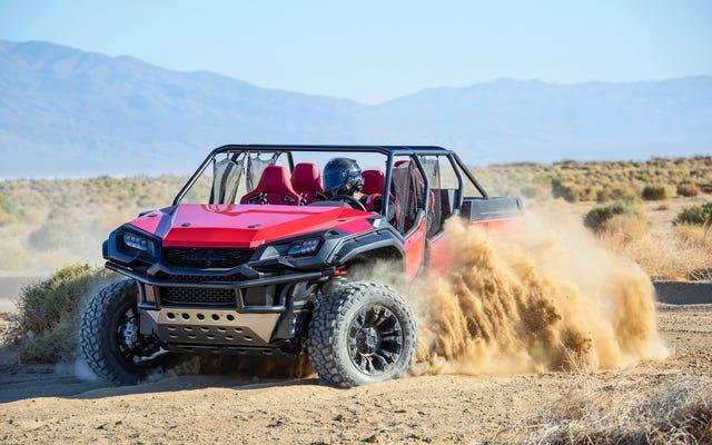 Honda Ridgeline Dune Buggy Ini Membuktikan Bahwa Ridgeline Lebih Hardcore Dari Yang Anda Pikirkan