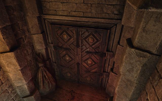 プレイヤーは、デモンズソウルの新しい神秘的なドアのロックを解除する方法を見つけようとしています
