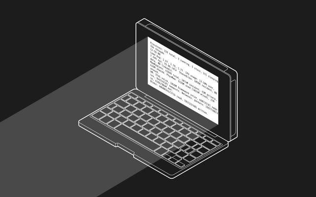 100ドル未満で独自のミニチュアLinuxラップトップを作成