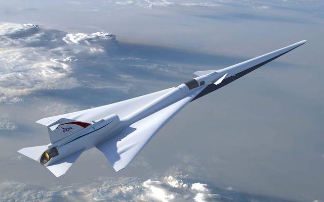 นี่คือเครื่องบินเจ็ทใหม่ที่คาดว่าจะปฏิวัติการเดินทางด้วยความเร็วเหนือเสียง (อีกครั้ง)