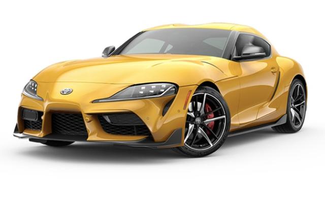 2020 Toyota Supra Aslında Birkaç Soğuk Renkte Geliyor