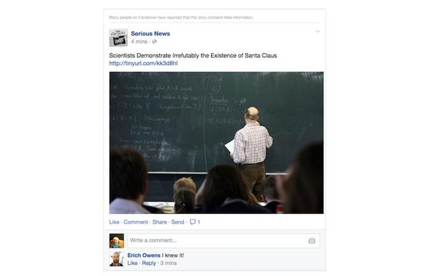Facebookはついにあなたにゴミのデマを見せることをやめようとしています