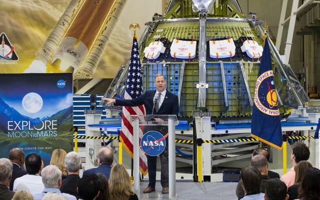 NASA Ingin $ 1,6 Miliar untuk Mengirim Wanita Pertama ke Bulan Pada 2024