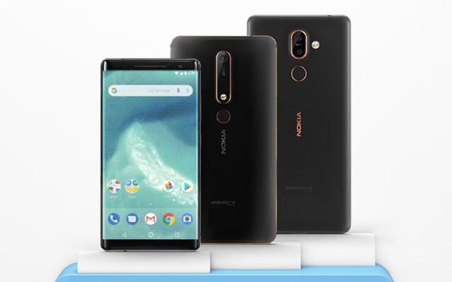 Tous les mobiles que Nokia a présentés au MWC 2018