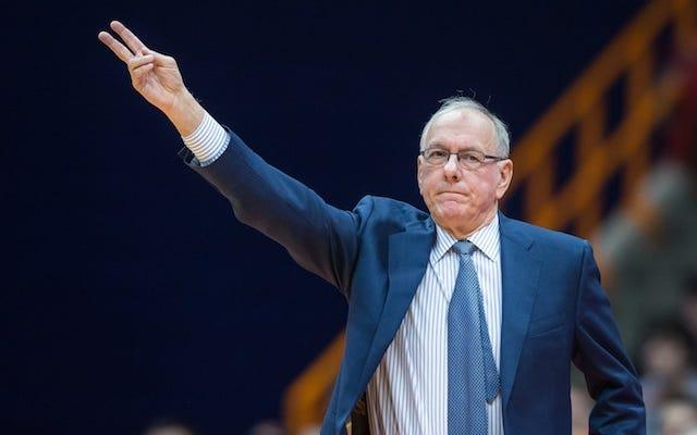 Syracuse, Düşüş Sezonunda Kendini Kolayca Cezalandırıyor