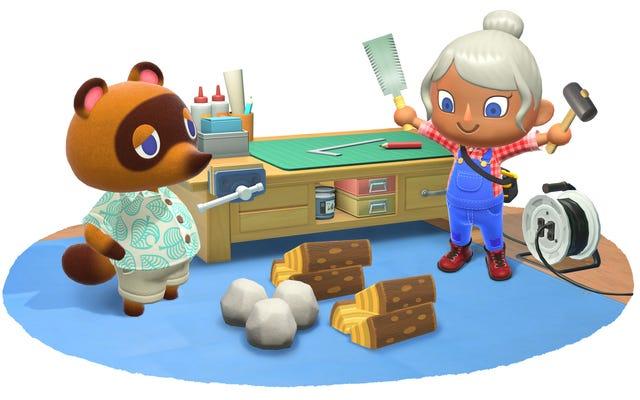 Animal Crossing m'a appris à être un adulte