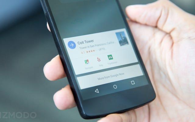 Google Now Ovunque, prime impressioni: è fantastico
