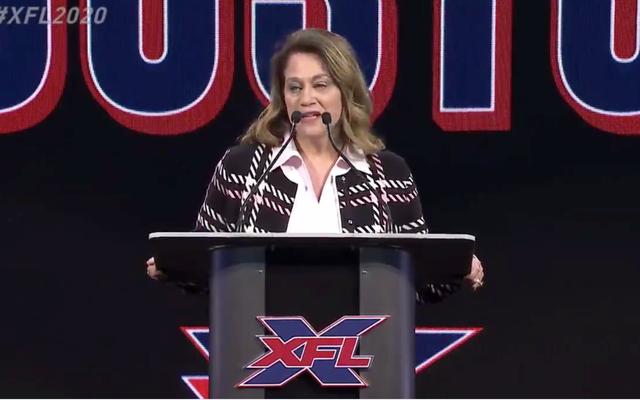 ジョージHWブッシュがヒューストンがXFLチームを獲得するのを天国から喜んで見ているとドープは言う