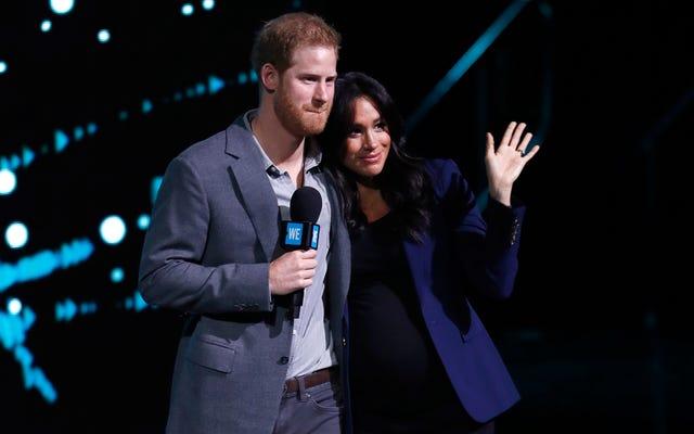 Sussex Royal Watch Goes Live: Meghan dan Harry Sekarang di 'Gram!