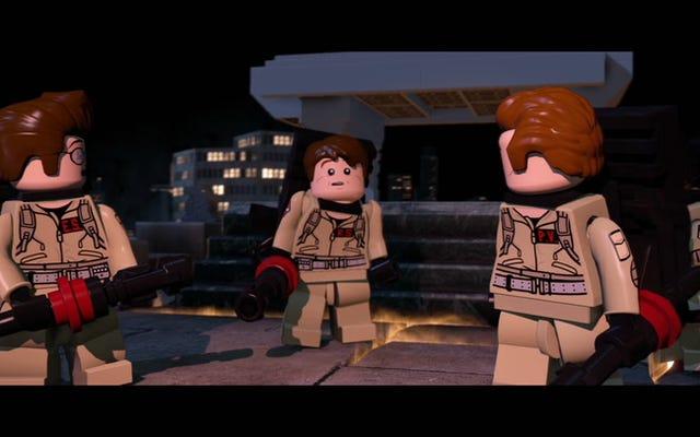 レゴディメンションは30分で最初のゴーストバスターズ映画を行います