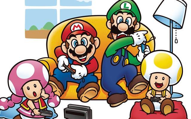 La semana en juegos: Mario Brothers Of Days Past