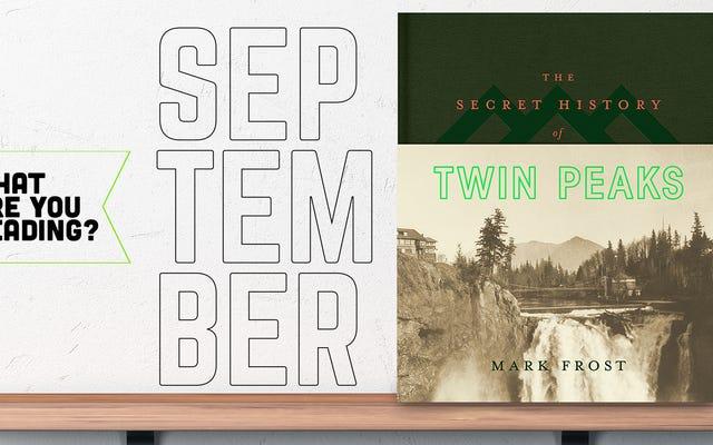 Что ты читаешь в сентябре?