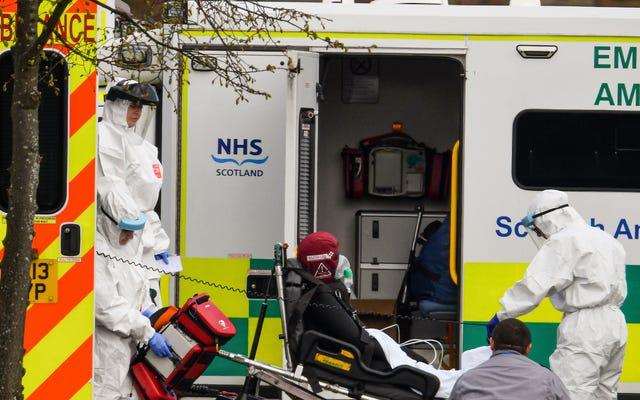 Los científicos ahora están preocupados de que la variante del coronavirus del Reino Unido sea más mortal