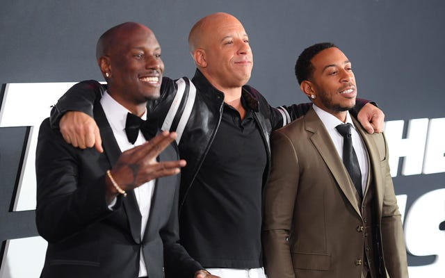 Dengan kepergian Dwayne Johnson, bintang Fast And Furious 9 kembali berteman